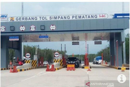 Hutama Karya bantah ada pegawai di Tol Trans Sumatera positif Corona