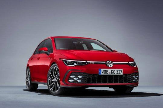 VW rilis Golf GTI generasi delapan