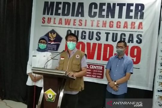 160 orang pasien COVID-19 di Sulawesi Tenggara jalani perawatan