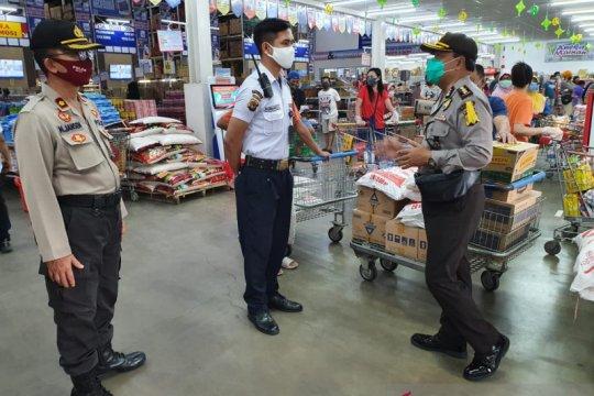 Satgas Aman Nusa Polda Sulut nonstop cegah penularan COVID-19