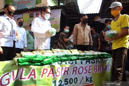 Mendag: Laporkan bila ada pedagang jual gula dengan harga tinggi