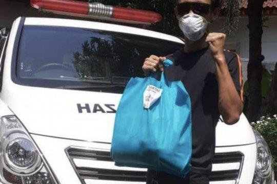 Pegiat perempuan bantu sopir ambulans pengantar korban COVID-19