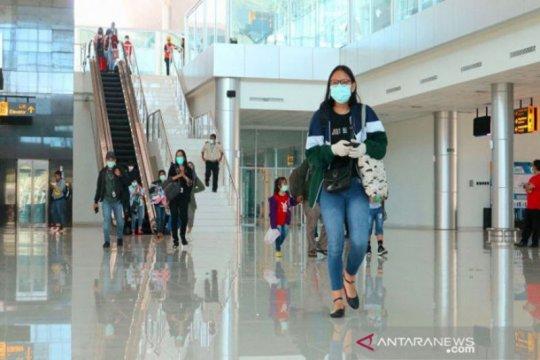 Sejak dibuka 12 Mei, Bandara Tjilik Riwut layani 243 penumpang