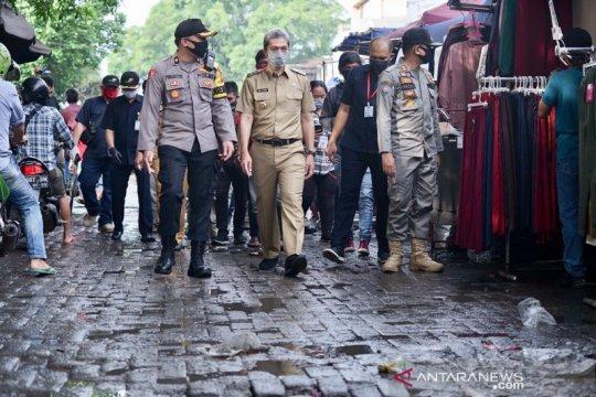 Pemkot Bogor lakukan rekayasa lalu lintas antipasi keramaian pasar