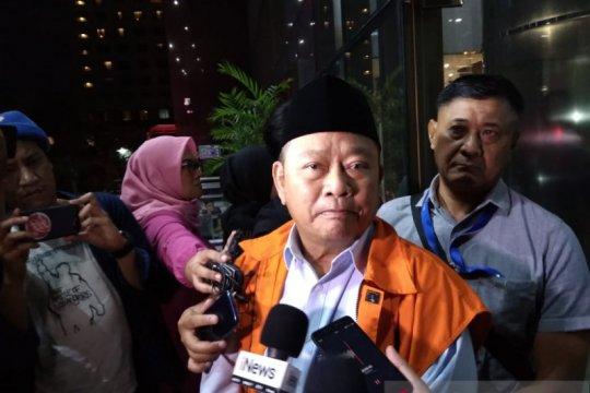 JPU KPK limpahkan berkas perkara Saiful Ilah ke Pengadilan Tipikor