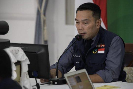 Gubernur Jabar minta Polri/TNI perketat aktivitas warga jelang Lebaran