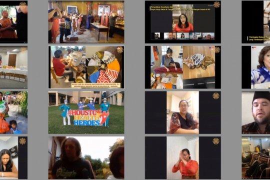 Tokoh agama dan diaspora Indonesia serukan solidaritas hadapi COVID-19