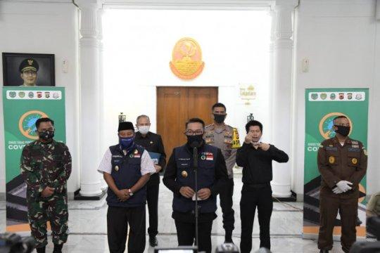 Pemprov Jabar rekomendasikan pelaksanaan Shalat Idul Fitri di rumah