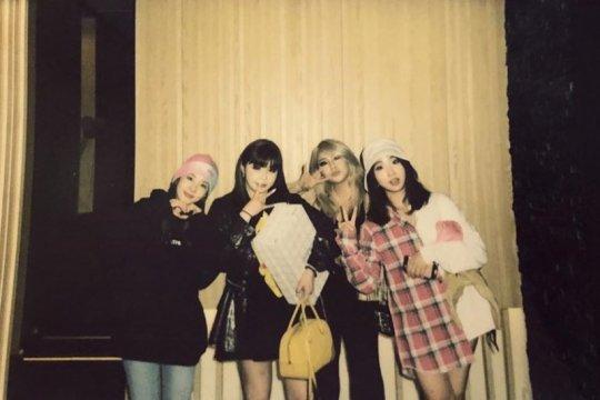 2NE1 reuni virtual rayakan hari jadi ke-11 tahun
