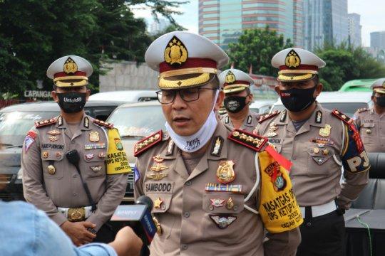 TNI-Polri akan dampingi penegakkan  Pergub 47/2020