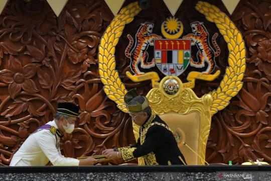 Raja Malaysia terima dokumen dari PM Muhyiddin Yassin