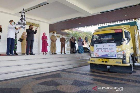 Riau gelar operasi pasar untuk jaga harga jelang Idul Fitri