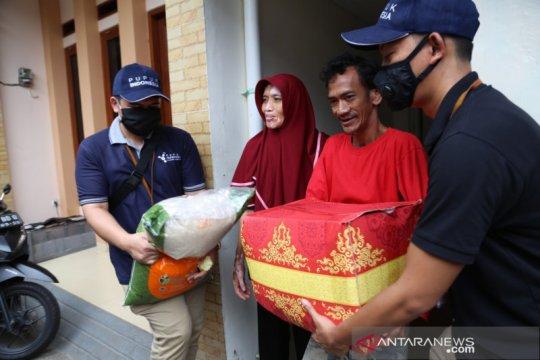 Pupuk Indonesia salurkan bantuan terdampak Corona capai Rp10,8 miliar