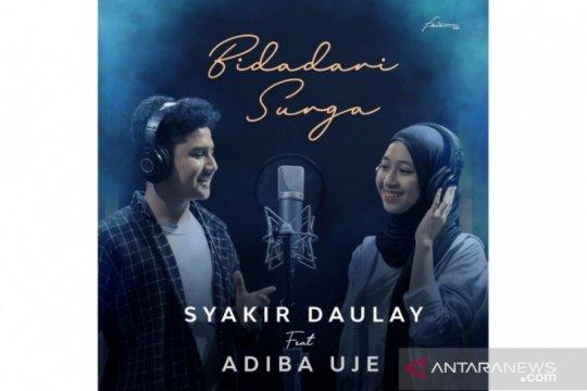 """Bidadari Surga"", kolaborasi Syakir Daulay dan Adiba Uje"