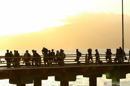 H-6 arus mudik Lebaran Pelabuhan ketapang - Gilimanuk