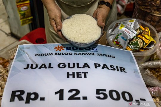Neraca komoditas gula perlu segera dibentuk, kata Anggota DPR