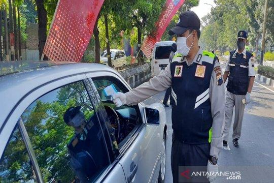 Polresta Surakarta intensifkan penyekatan antisipasi pemudik nekat