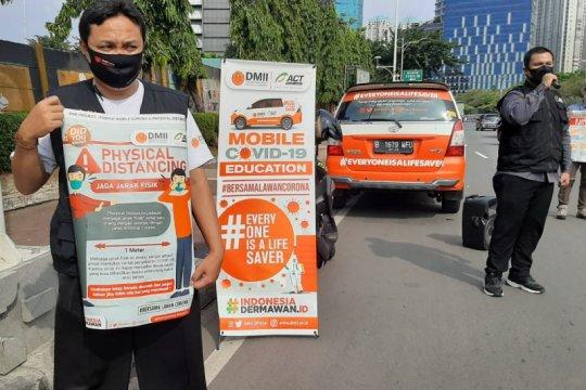 DMII-ACT edukasi masyarakat lewat Mobile COVID-19 Education