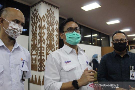 Satgas BUMN salurkan bantuan untuk tim medis di Provinsi Lampung