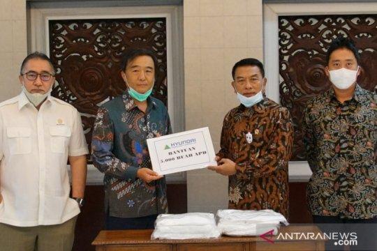 KSP salurkan donasi 5.000 APD bantu tangani COVID-19