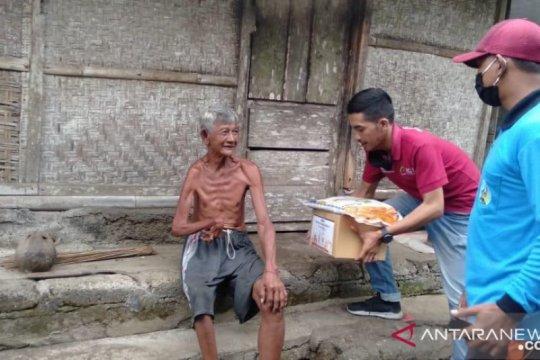 ACT dan BI Bali salurkan bantuan untuk lansia di Kabupaten Bangli
