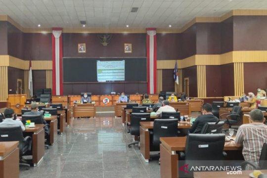 DPRD Kota Bogor mengapresiasi kinerja Pemkot Bogor tahun 2019