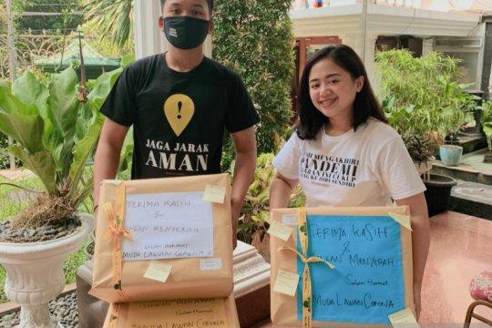 Muda Lawan Corona distribusikan 100 APD ke rumah sakit di Jakarta