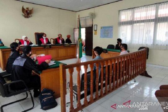 Pengadilan Pekanbaru hukum para pelanggar PSBB