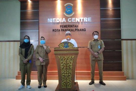 Tiga warga di Pangkalpinang terkonfirmasi positif COVID-19