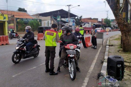Pemkot Bandung akan terapkan sanksi sosial bagi pelanggar PSBB