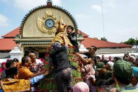 Keraton Yogyakarta meniadakan Grebeg Syawal 2021
