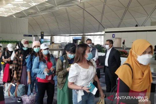 12 WNI yang  terjebak di Makau berhasil dipulangkan