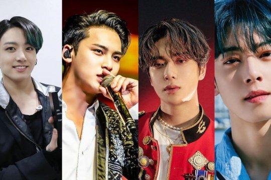 Jungkook BTS, Mingyu SEVENTEEN negatif corona usai ke Itaewon