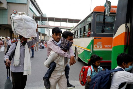 Uttar Pradesh akan habiskan 100 miliar rupee untuk membeli vaksin