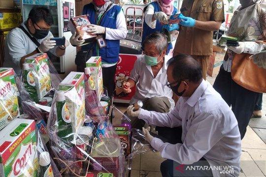 Jelang Lebaran, BPOM sidak produk pangan pusat perbelanjaan Banda Aceh