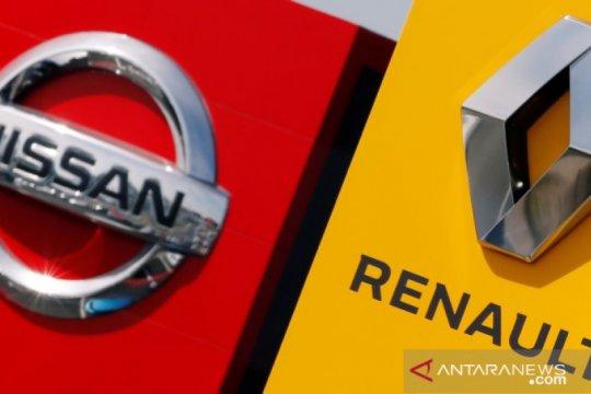 "Saham Prancis ""rebound"", saham Renault melonjak 5,74 persen"