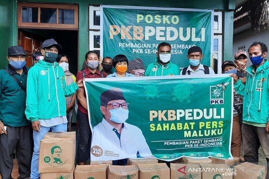 PKB salurkan 5.000 paket sembako di Maluku