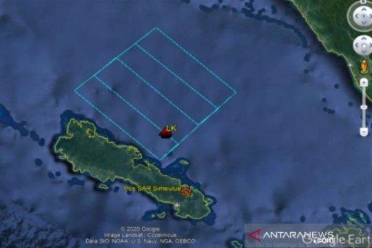 Empat nelayan asal Meulaboh diselamatkan SAR Simeulue di tengah laut