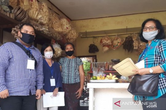 Cegah COVID-19, penerapan PKM ke warung dan PKL di Denpasar dipantau