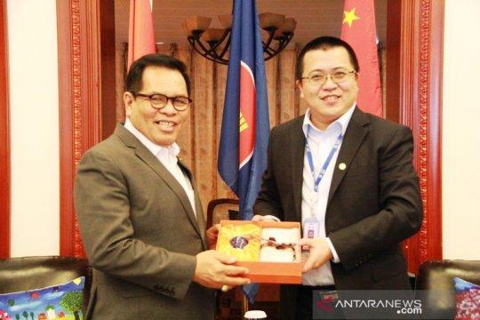 China tawarkan proyek infrastruktur di Indonesia di tengah pandemi