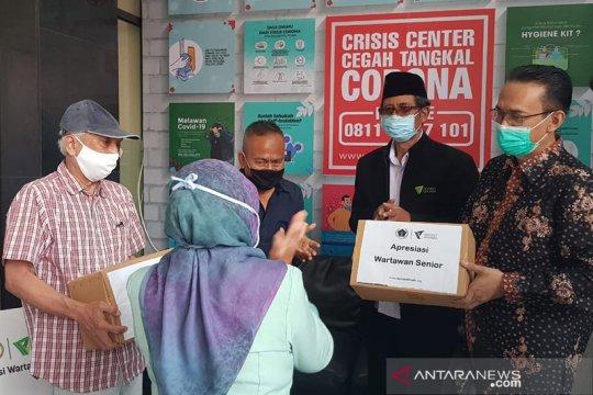 Dompet Dhuafa dan PWI bantu wartawan terdampak COVID-19