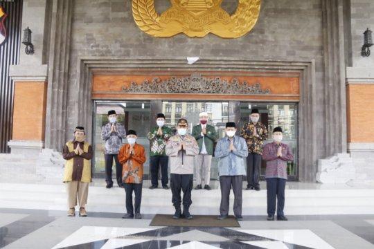Kapolda Bali imbau masyarakat laksanakan Shalat Id di rumah