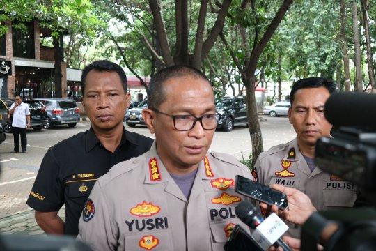 Polda Metro Jaya terima limpahan kasus OTT KPK di UNJ