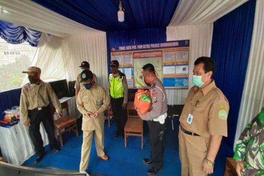 Sebanyak 13.358 pemudik sudah tiba di Gunung Kidul