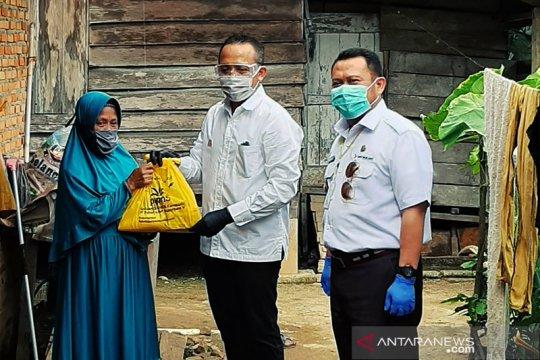 PTPN V salurkan ribuan paket sembako senilai Rp1 miliar di Riau
