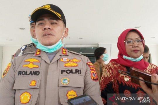 Antisipasi mudik, Polres Bogor ketatkan penjagaan di perbatasan