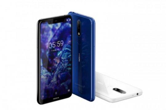 Nokia 5.1 Plus dapat pembaruan Android 10