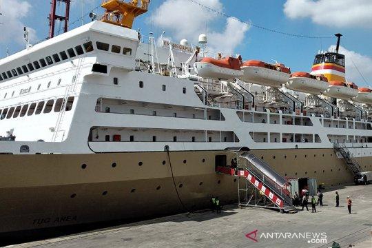 198 tiket kapal terjual untuk pelabuhan Tanjung Priok