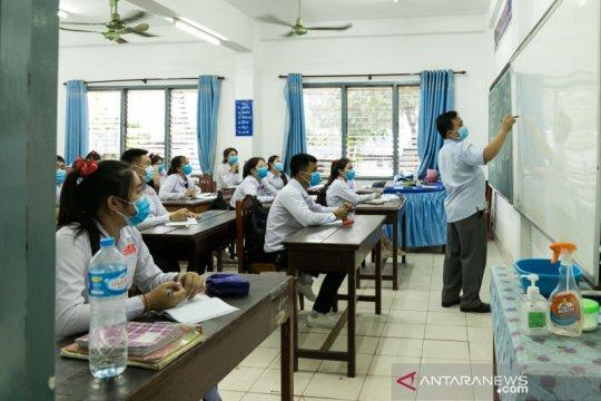 Pemerintah Laos mulai buka sekolah