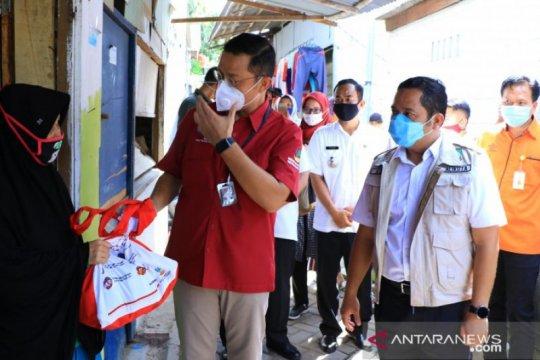 Warga Kota Tangerang terima bansos tahap III dari kemensos